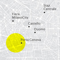 tortona design week mappa