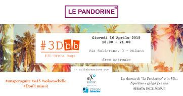 Le Pandorine #3Dbb - Studio eXpoint