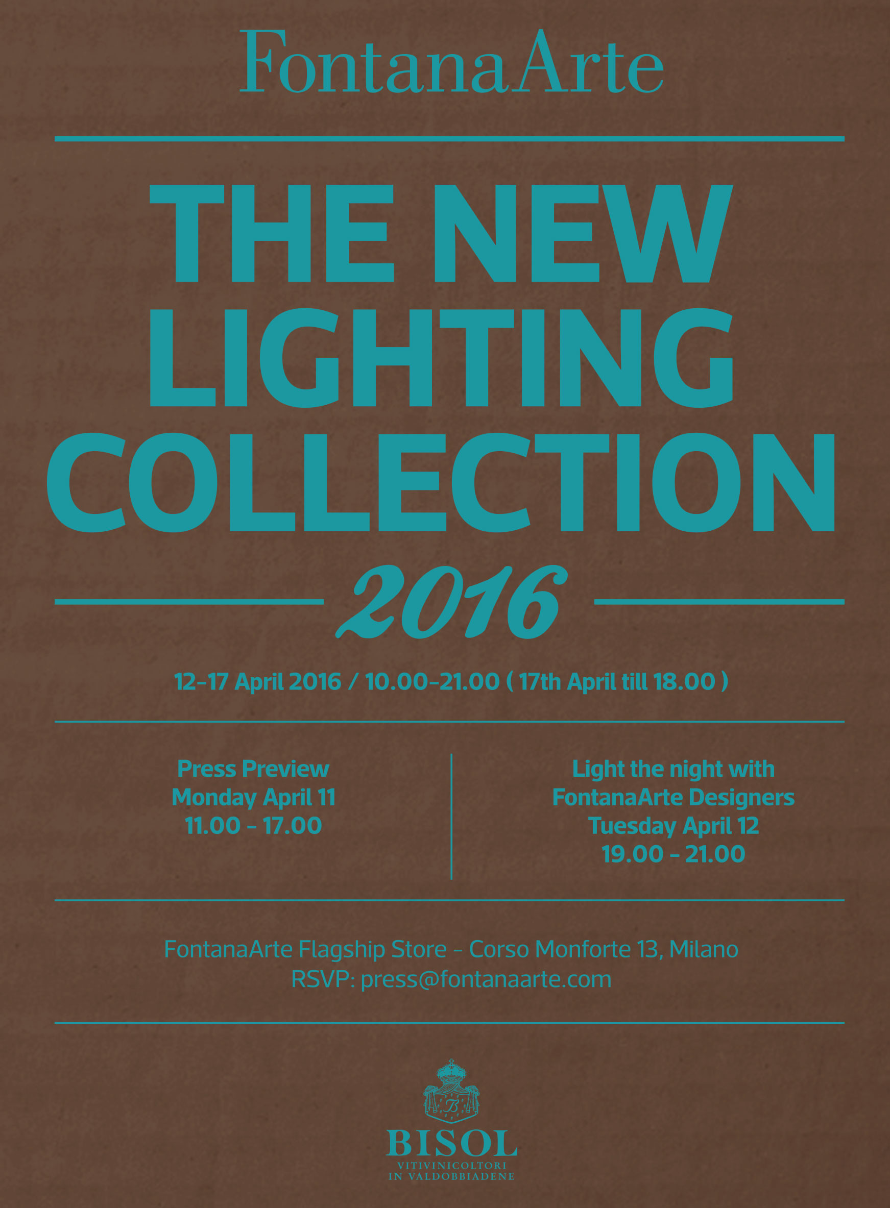 The new lighting collection 2016 | Fuorisalone.it