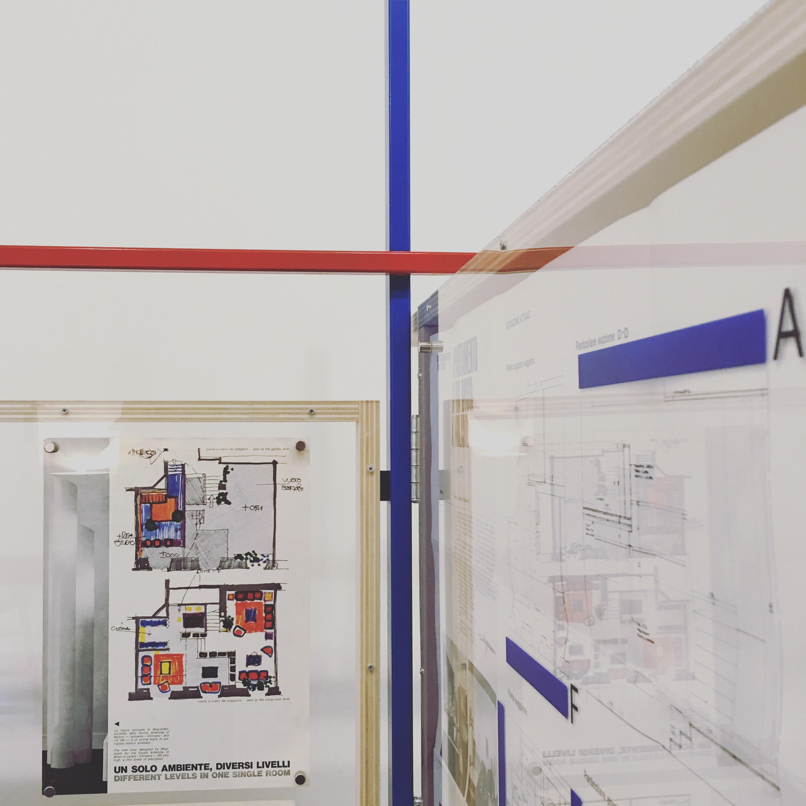 Interni milanesi architetture domestiche di vico for Nuovi piani domestici