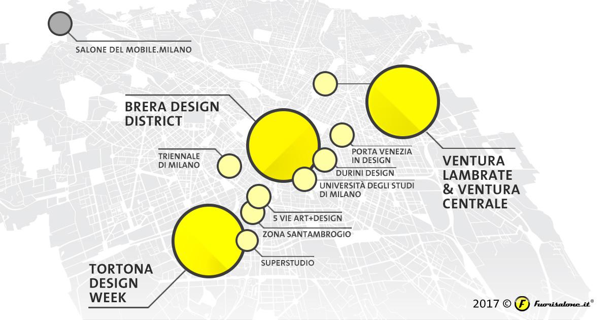 milano design award | itinerary | fuorisalone.it - Mobile Cappellini Fuori Salone