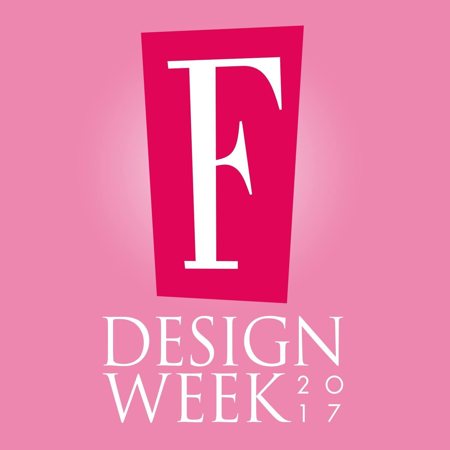F design week 2017 for Design week 2017