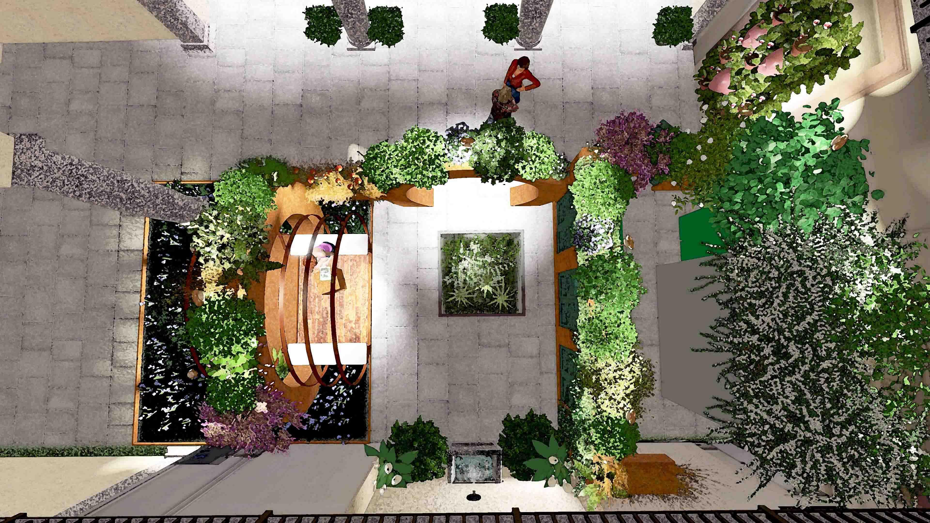 Super Lost in time and place. Un giardino sospeso | Fuorisalone.it HI65