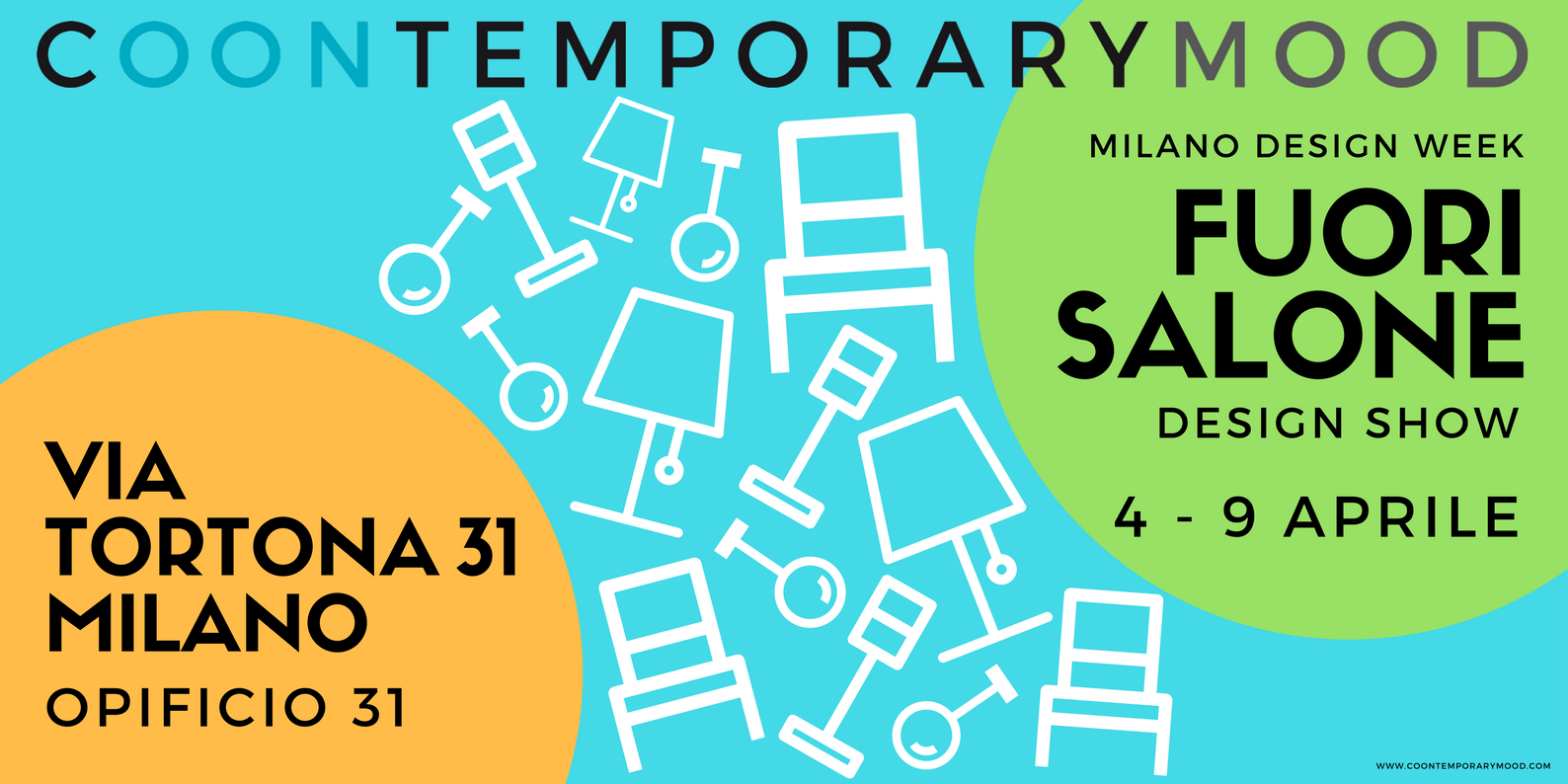 Coontemporarymood for Via tortona 31 milano