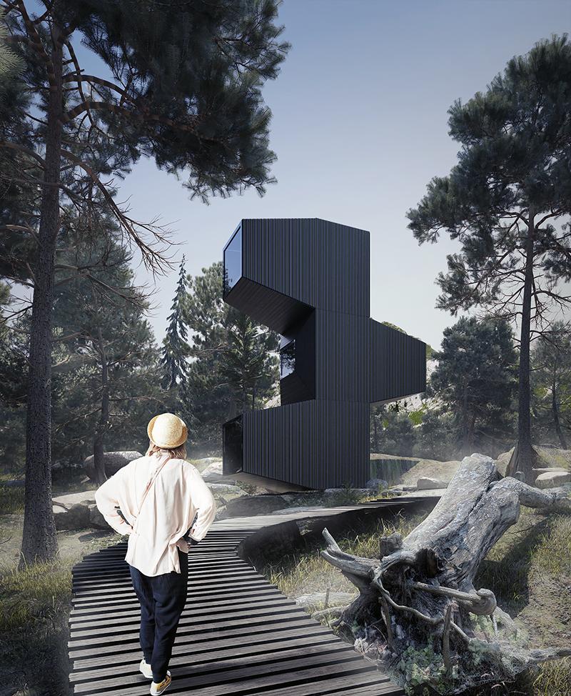 Inhabits milano design village for Living milano sempione