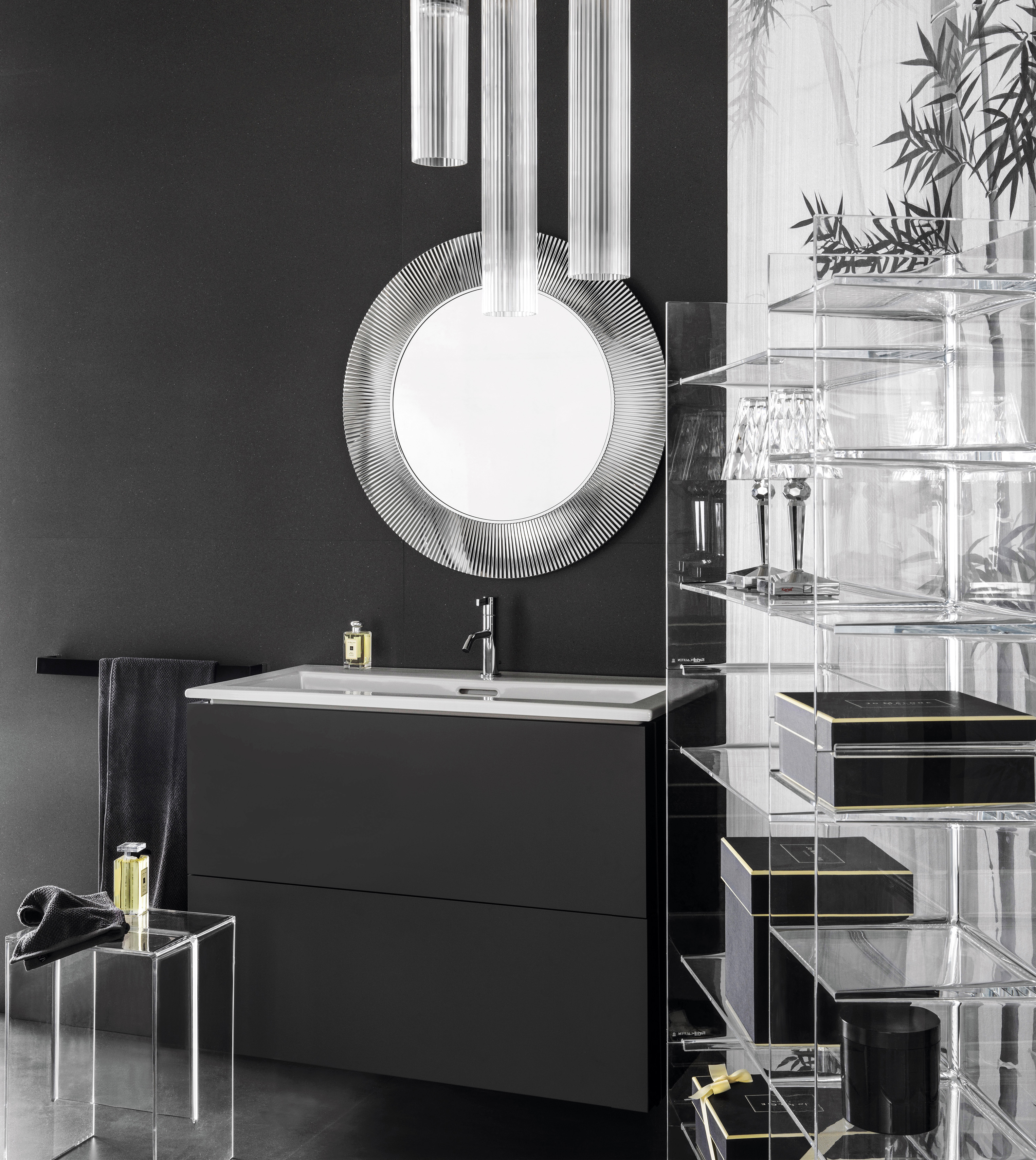 kartell by laufen news 2017. Black Bedroom Furniture Sets. Home Design Ideas