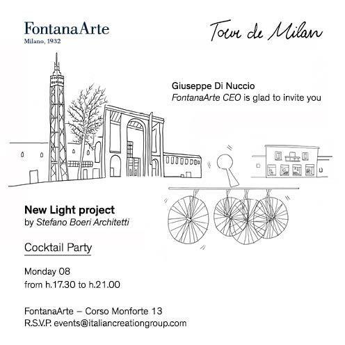NEW LIGHT PROJECT | Fuorisalone.it