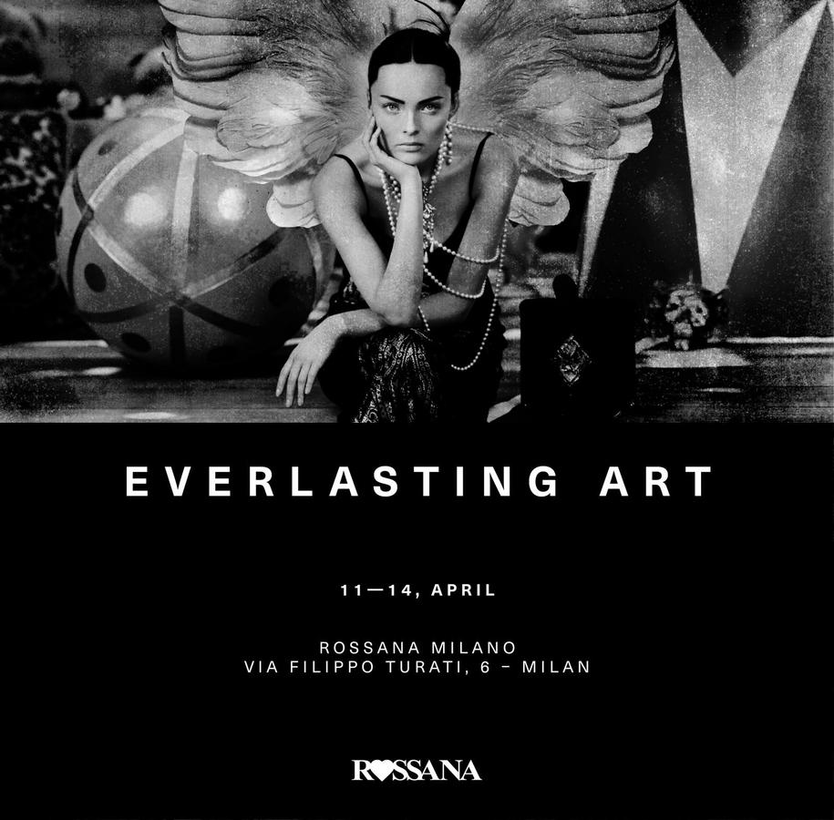 9a200f735 ROSSANA - EVERLASTING ART | Fuorisalone.it