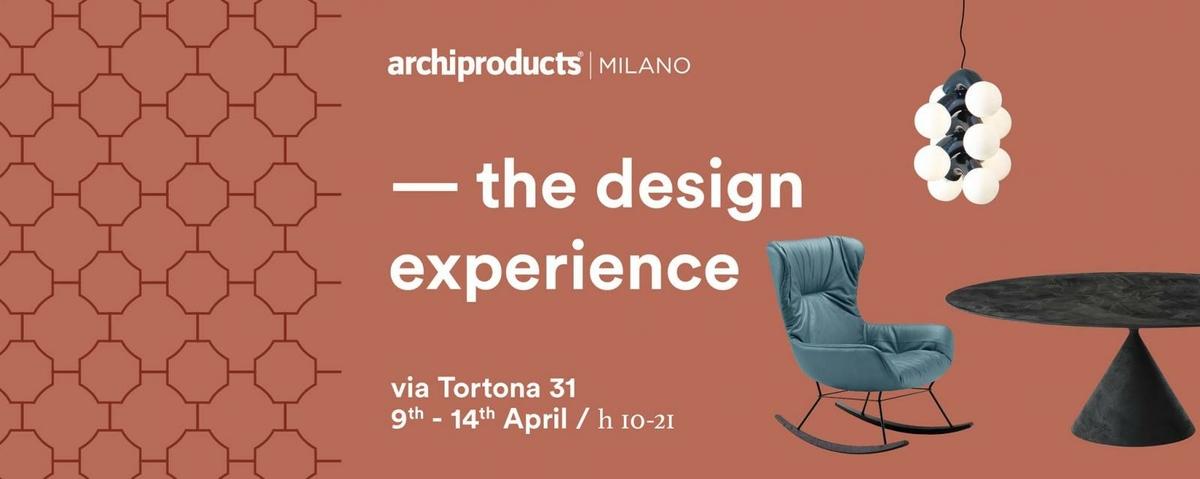 The Design Experience 2019 Fuorisalone It